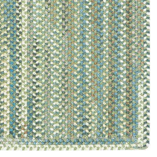 Capel Rugs - American Legacy Pine Forest - Vertical Stripe Rectangle - Custom