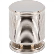 View Product - Vibe Knob 1 Inch Polished Nickel Polished Nickel