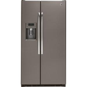 ®21.9 Cu. Ft. Counter-Depth Side-By-Side Refrigerator -