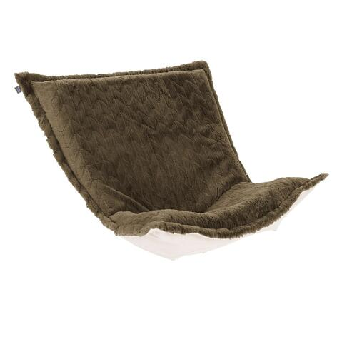 Howard Elliott - Puff Chair Cushion Angora Moss (Cushion and Cover Only)