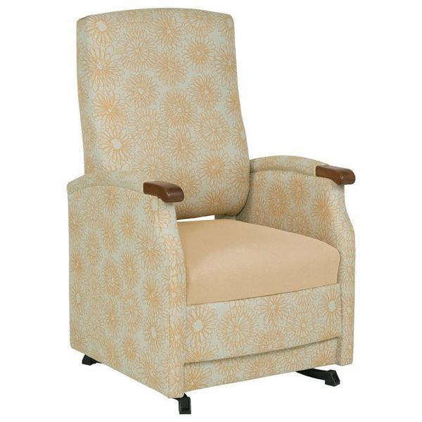 See Details - Aria Locking Glider Chair
