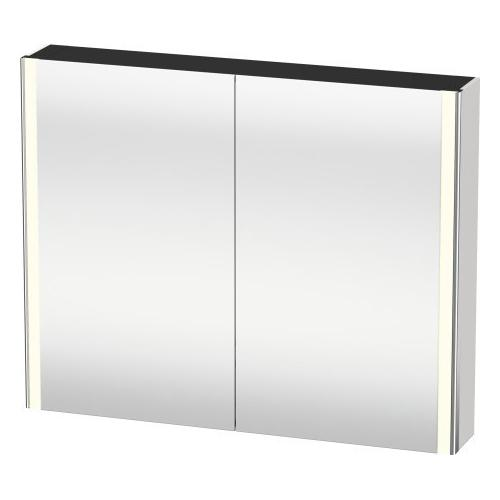 Mirror Cabinet, White High Gloss (lacquer)