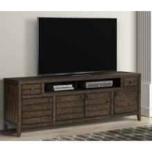 TEMPE - TOBACCO 84 in. TV Console