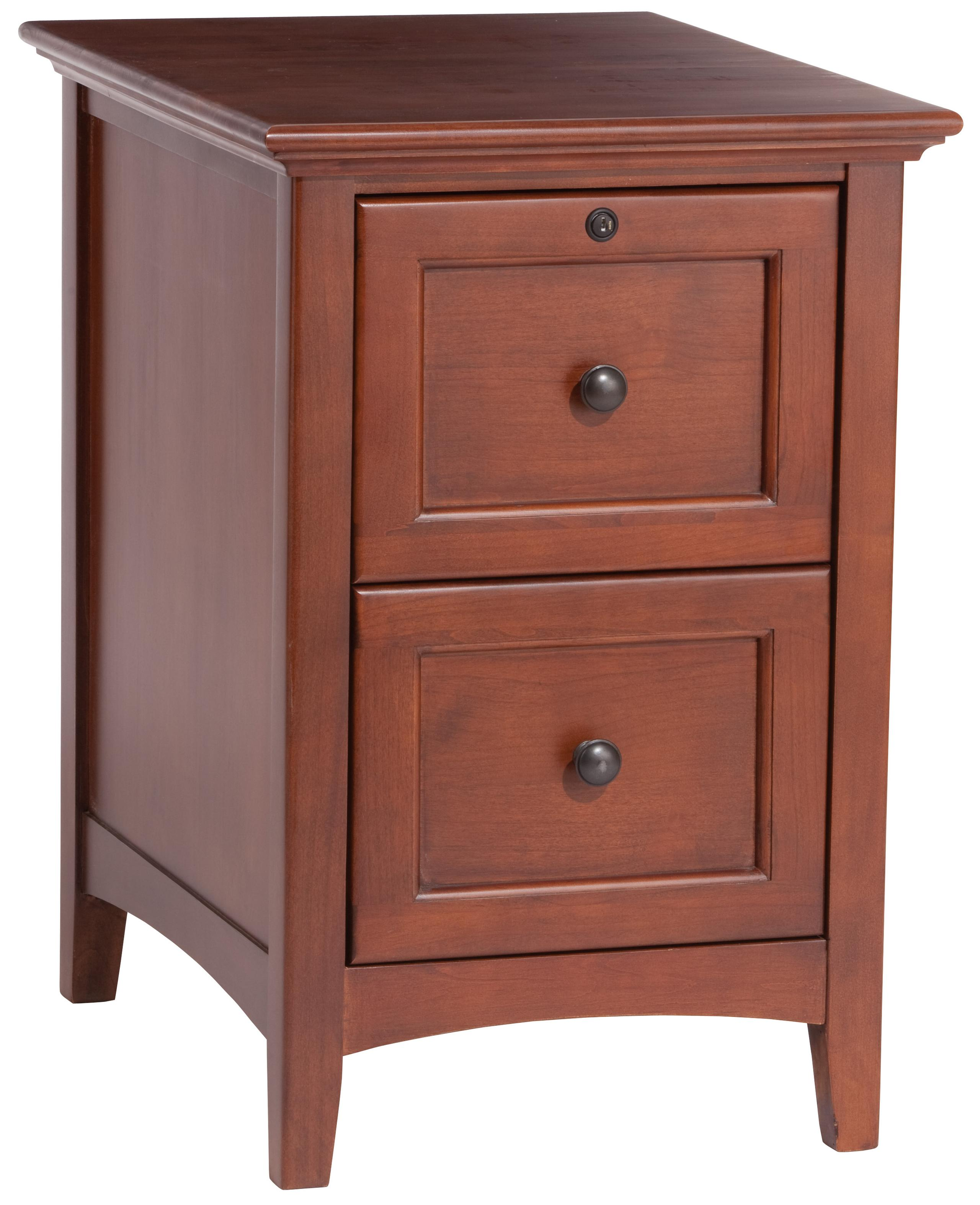 Whittier WoodGac Mckenzie File Cabinet