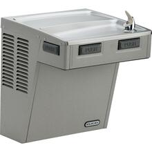 Elkay Wall Mount ADA Cooler, Filtered 8 GPH Stainless