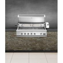"""See Details - 48"""" Grill, Lp Gas"""
