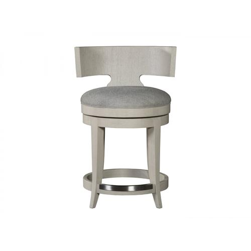 Fuente Swivel Counter Stool