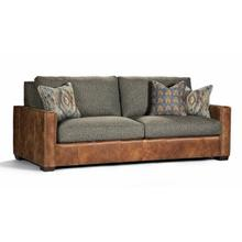 James (Leather) Sofa
