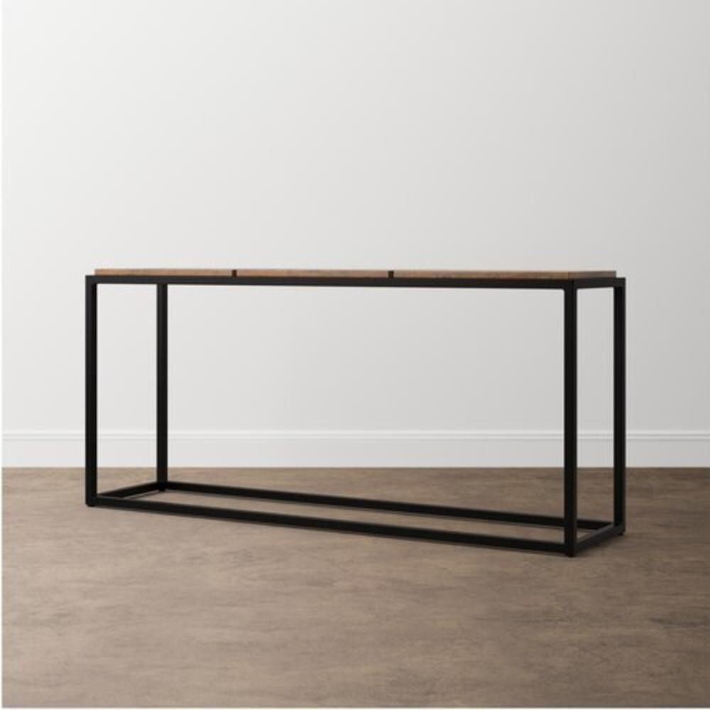 Midtown Maple Console Table