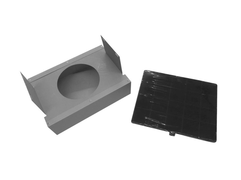 Recirculation kit for KG48CONX - KG36CONX models Nero