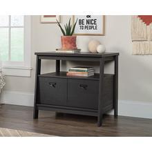 See Details - 1-Drawer Lateral Filing Cabinet in Raven Oak