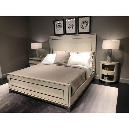 Horizon Panel Bed - Mist / California King