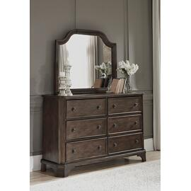 Adinton - Brown 2 Piece Bedroom Set
