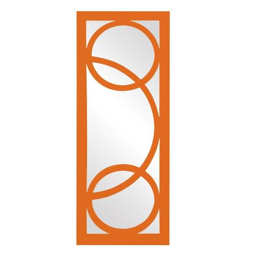 Howard Elliott - Dynasty Mirror - Glossy Orange