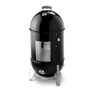 WeberSMOKEY MOUNTAIN COOKER™ SMOKER - 18 INCH BLACK
