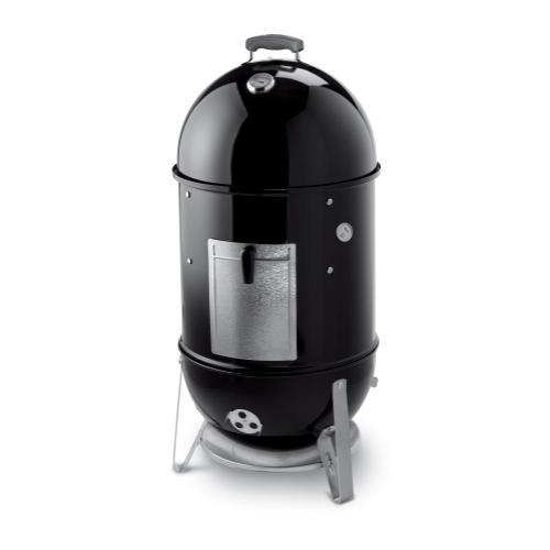 Weber - SMOKEY MOUNTAIN COOKER™ SMOKER - 18 INCH BLACK