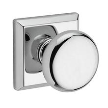 Polished Chrome Round Reserve Knob