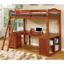 Dutton Twin/Workstation Loft Bed