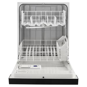 WhirlpoolHeavy-Duty Dishwasher with 1-Hour Wash Cycle