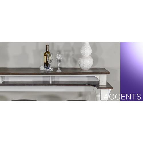 Sunny Designs - Carriage House Console Table