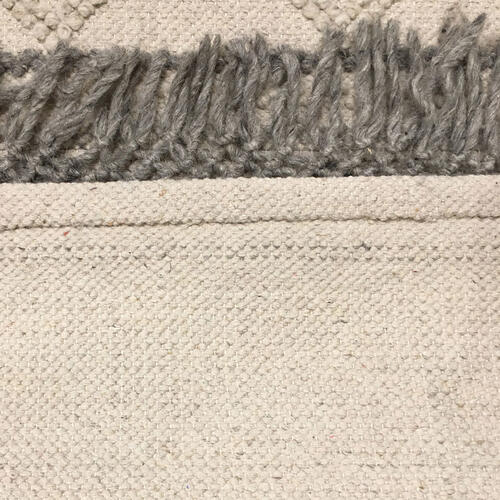 Dara Smoke Hand Woven Area Rugs