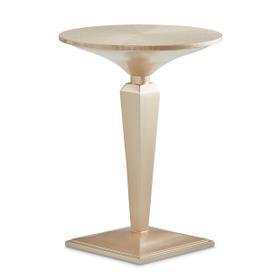 Round Pedestal Tea Table