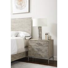 See Details - Cameron Nightstand - Raw Silk