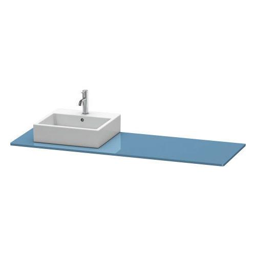 Duravit - Console, Stone Blue High Gloss (lacquer)