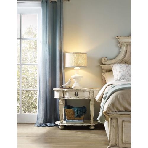 Hooker Furniture - Bedroom Sanctuary Oval Nightstand