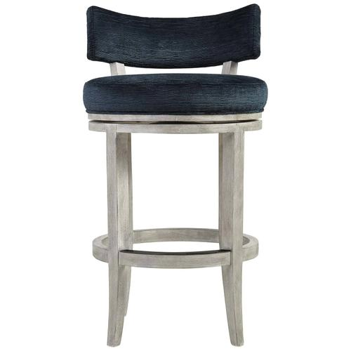 Hirsch Counter Stool in Weathered Greige