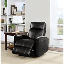 BLACK POWER RECLINER