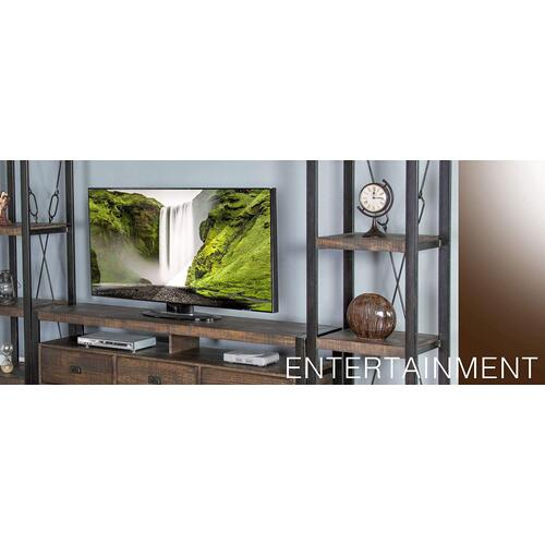 "Homestead 78"" TV Console"