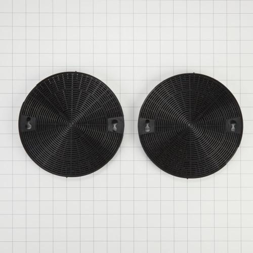 Whirlpool - Range Hood Replacement Charcoal Filter, 2-Pack