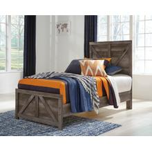View Product - Twin Size Panel Bed