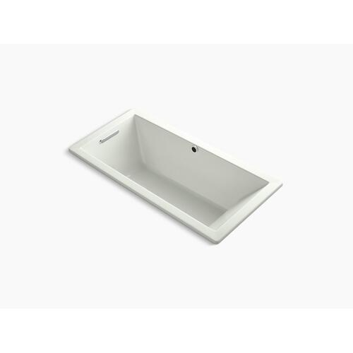 "Dune 66"" X 32"" Drop-in Bath With Bask Heated Surface and End Drain"