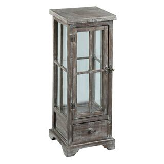 2-7701 Marketplace Wood Lantern Table (Small)