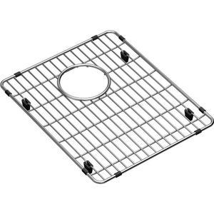 "Elkay Crosstown Stainless Steel 11-7/8"" x 14-3/8"" x 1-1/4"" Bottom Grid Product Image"