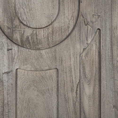 Rivka Arch Wall Tile-aged Grey