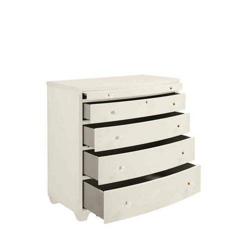 Latitude Bachelor's Chest - Saltbox White