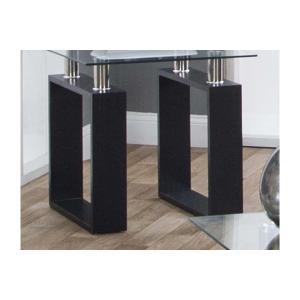 Cramco Furniture - Bantam-3pk Blk/chrome Tb