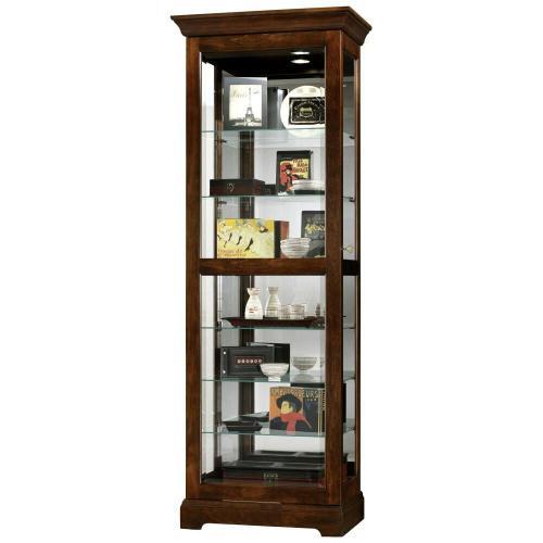 Howard Miller Martindale Curio Cabinet 680469