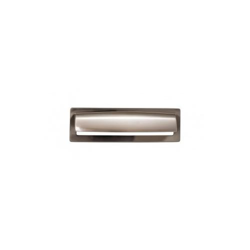 Product Image - Hollin Cup Pull 5 1/16 Inch (c-c) - Brushed Satin Nickel