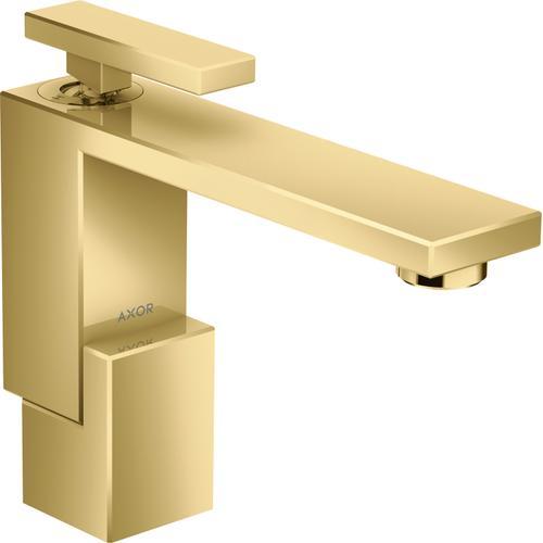 AXOR - Polished Gold Optic Single-Hole Faucet 130, 1.2 GPM