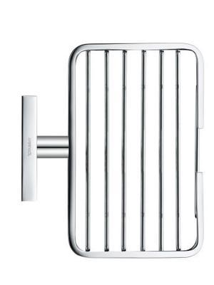 Soap Basket, Chrome Product Image