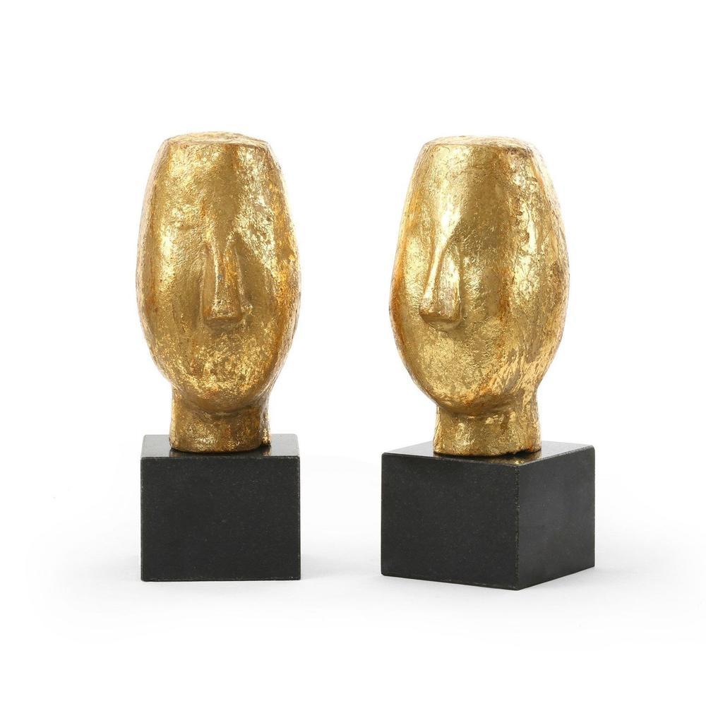 Alberto Statue, Gold