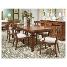 Old Town Rectangular Dining Table - Barrister