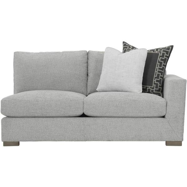 See Details - Nicolette Right Arm Loveseat in Mocha (751)