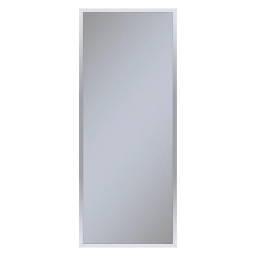 """Profiles 19-1/4"""" X 48"""" X 4"""" Framed Cabinet In Chrome and Non-electric With Reversible Hinge (non-handed)"""