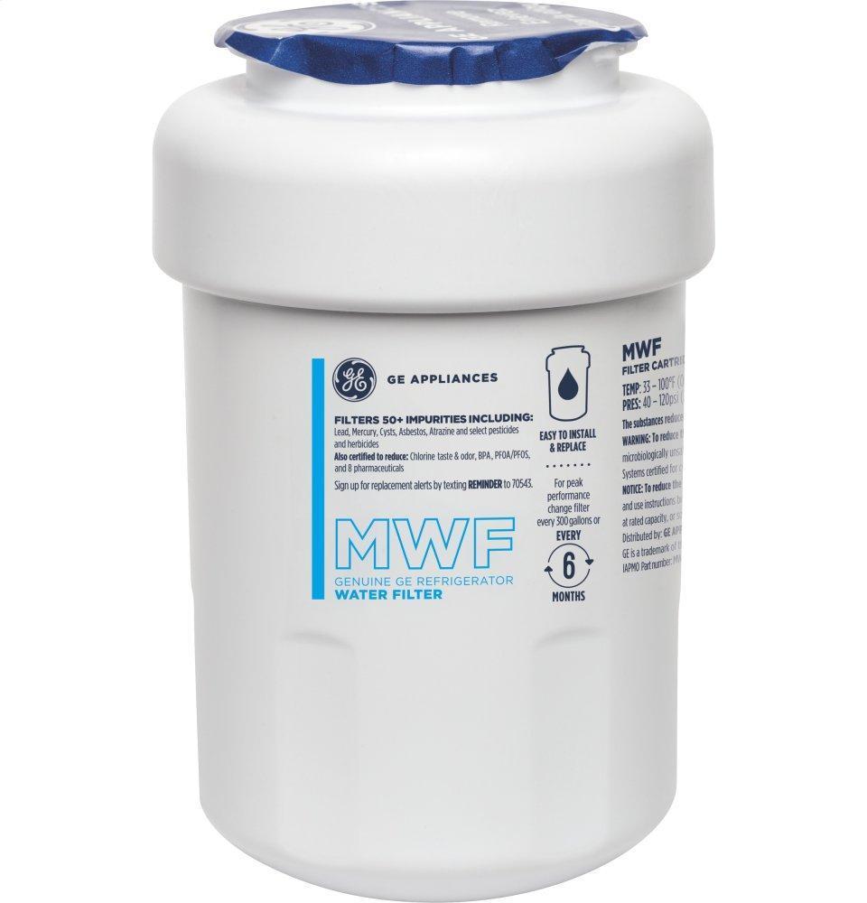 GE®mwf Refrigerator Water Filter