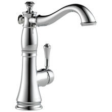 See Details - Chrome Single Handle Bar / Prep Faucet